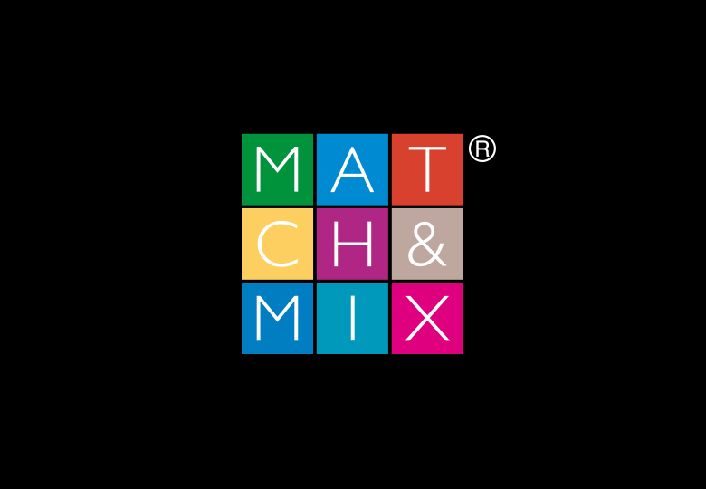 logo match and mix